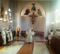 liturgia Vespri monache-monaci
